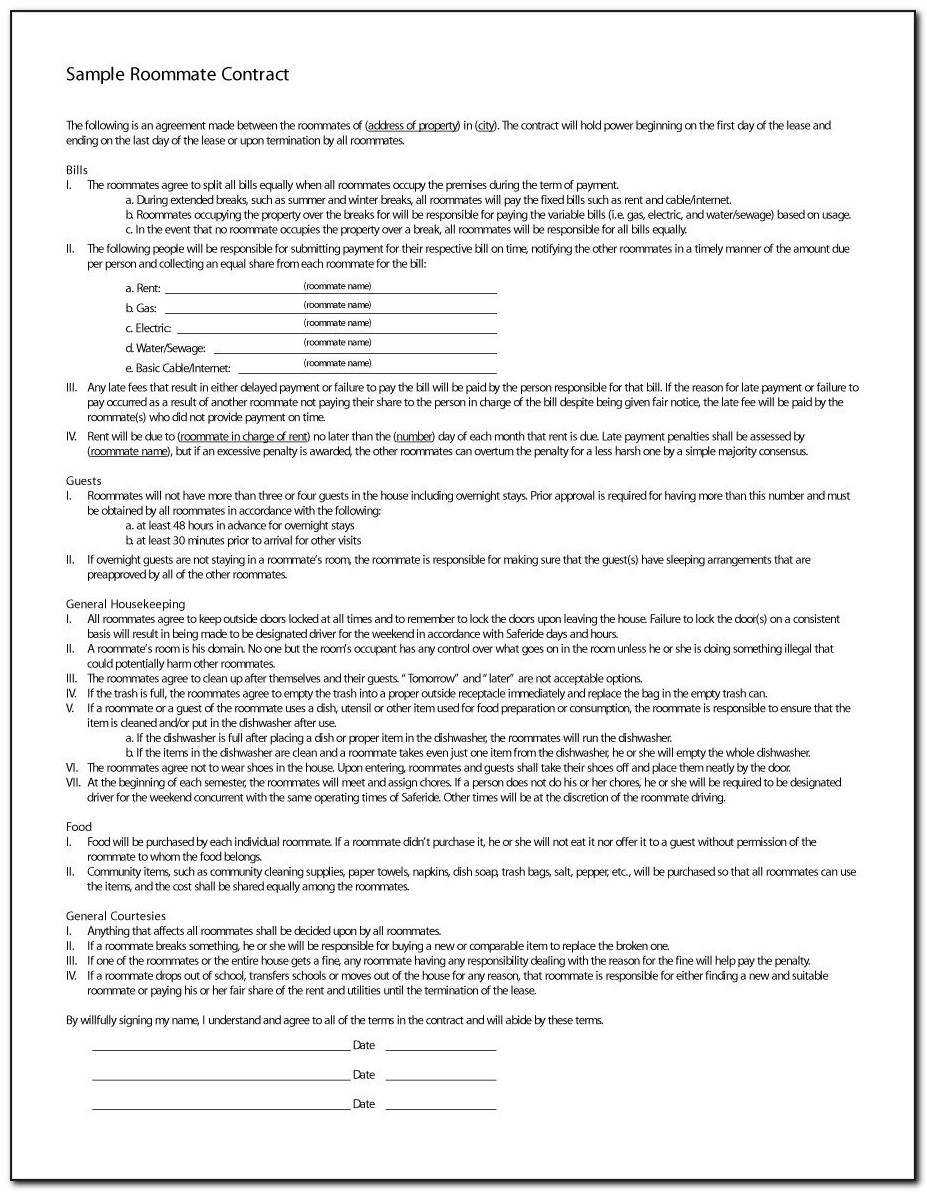 Graphic Design Agreement Template