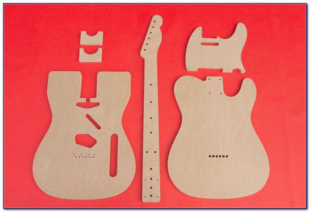 Guitar Routing Templates Download