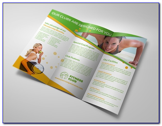 Gym Flyer Template Free Download