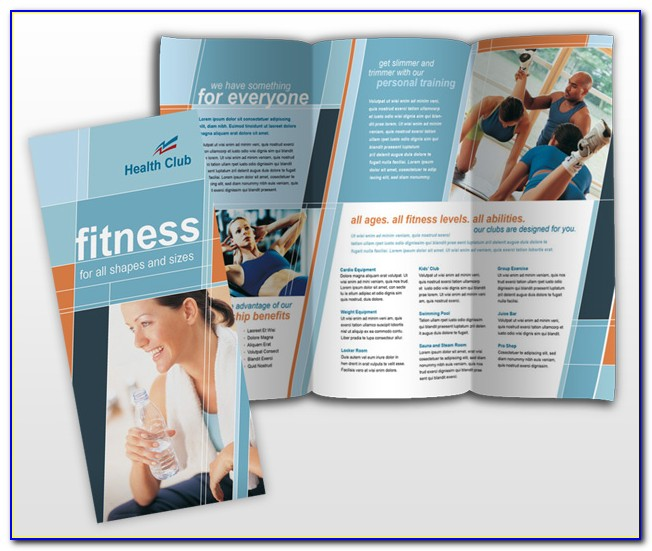 Gym Flyer Templates