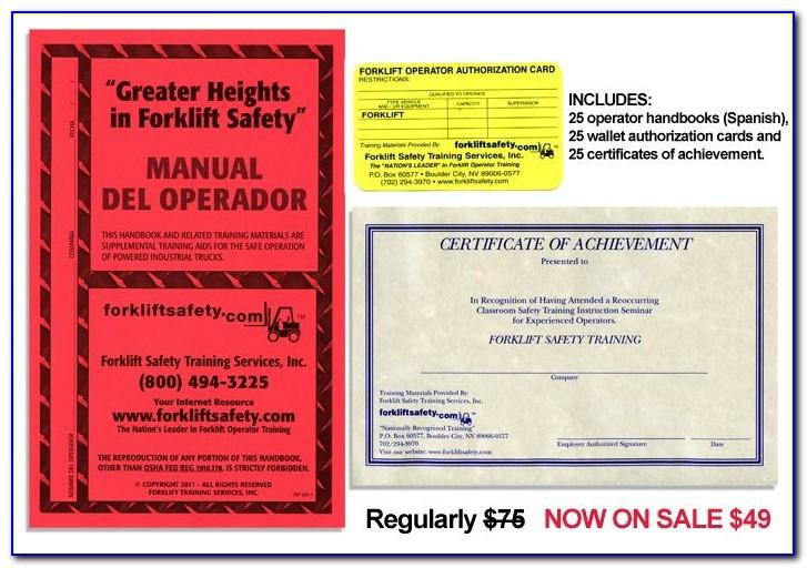 H2s Training Card Template