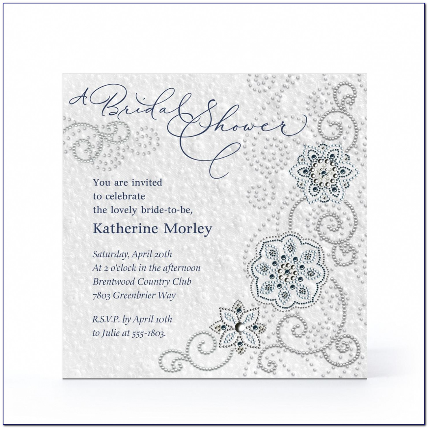 Hallmark Wedding Invitations To Inspire You In Creating Breathtaking Digital Wedding Invitation 522