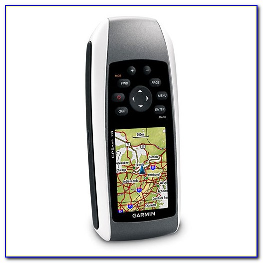 Handheld Google Maps Gps