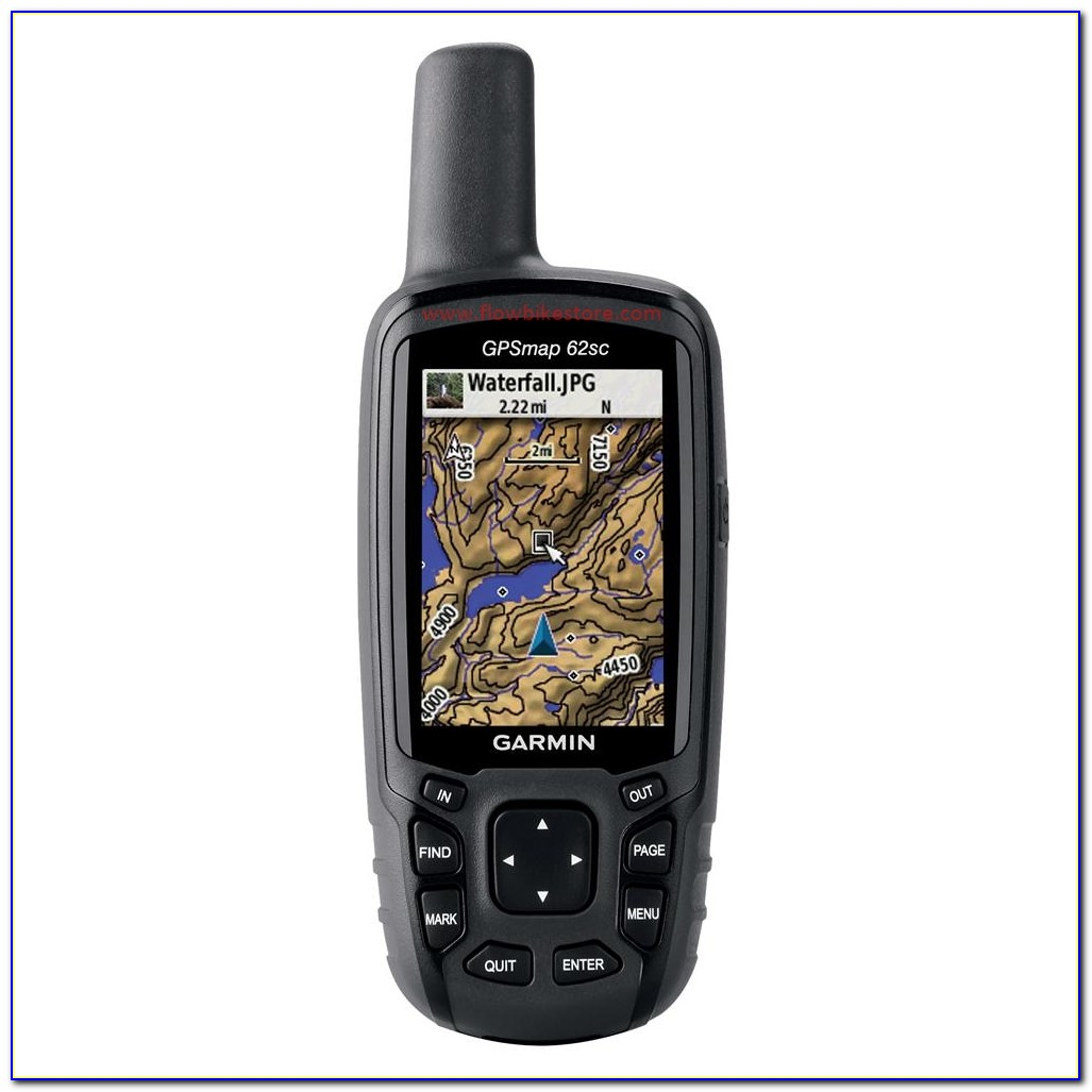 Handheld Gps Google Maps