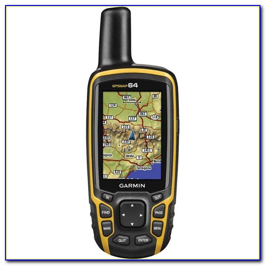 Handheld Gps Lake Maps