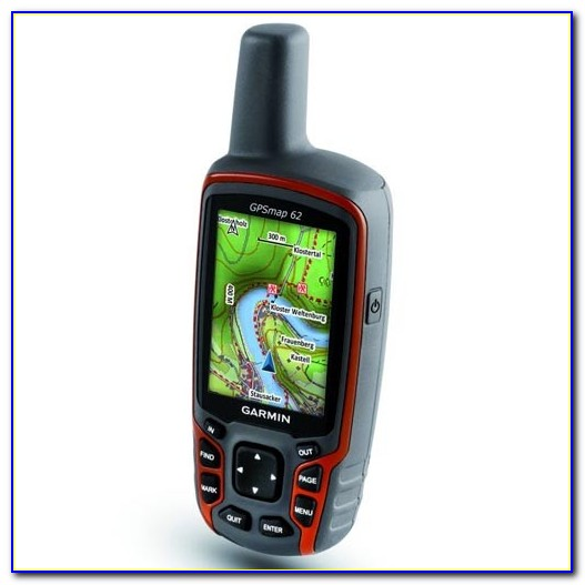Handheld Gps With Topo Maps