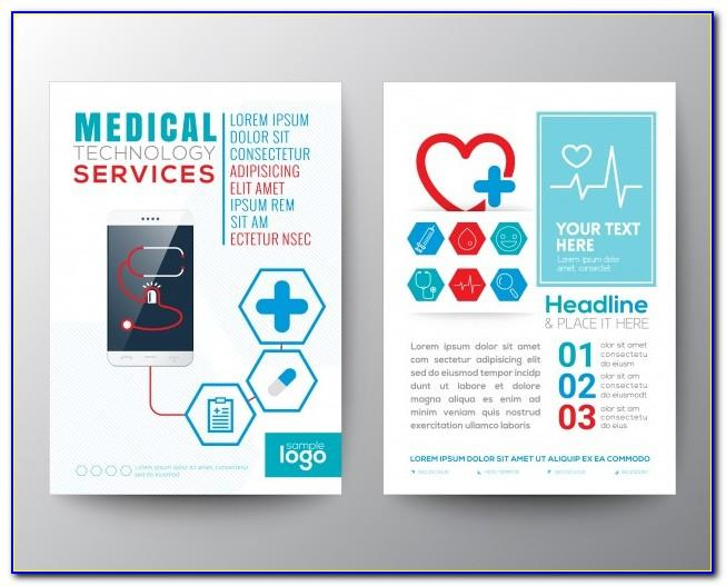 Healthcare Brochure Templates Free Download