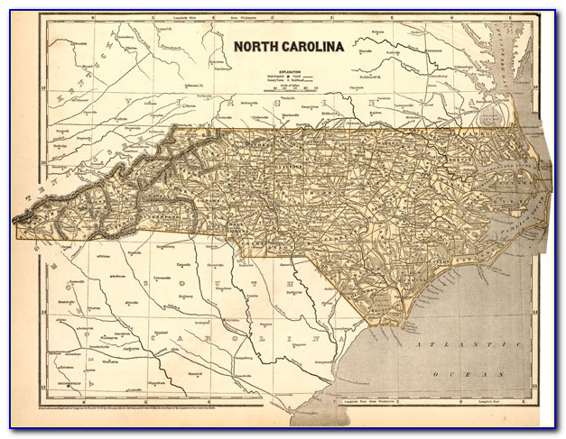 Hillsborough Nc Historic Maps