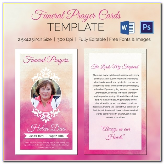 Holy Communion Card Template Free