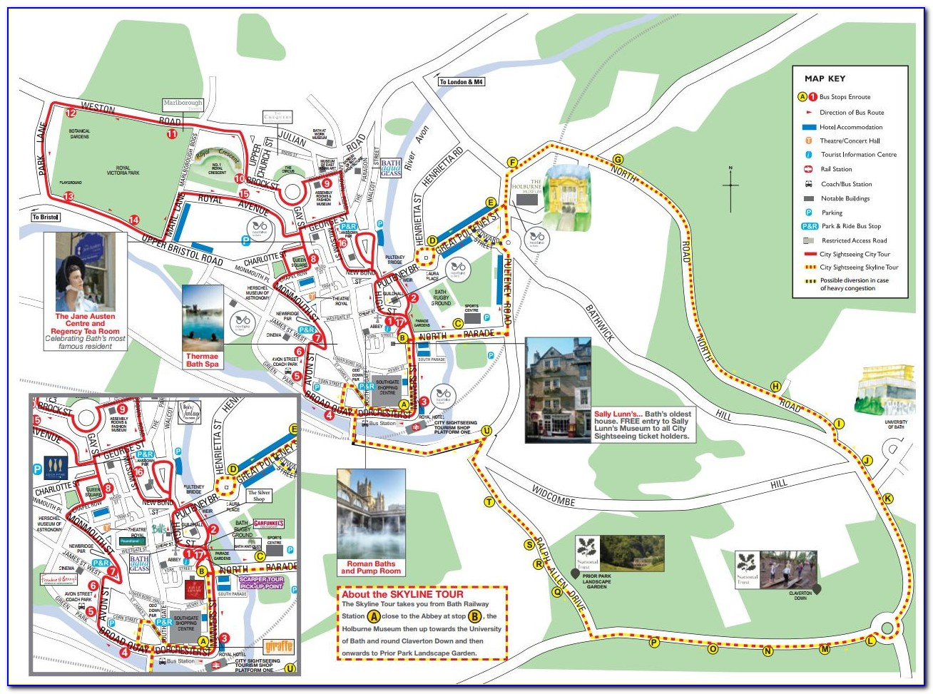 Hop On Hop Off Bus Berlin Route Map