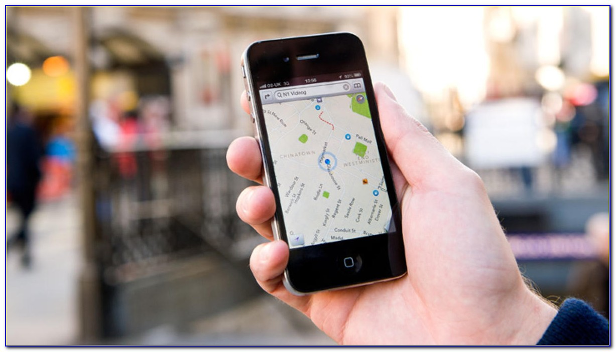 How To Locate A Cell Phone On Google Maps