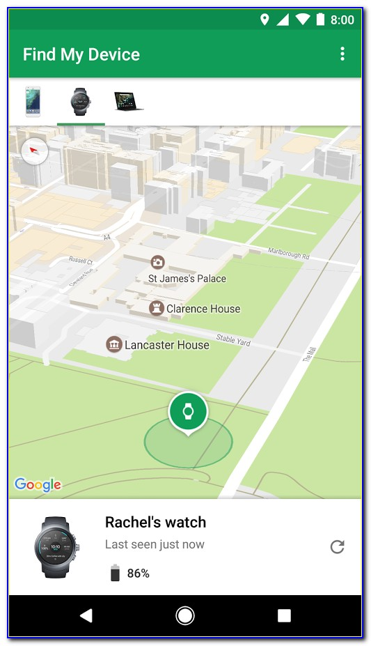 How To Locate A Cell Phone Using Google Maps