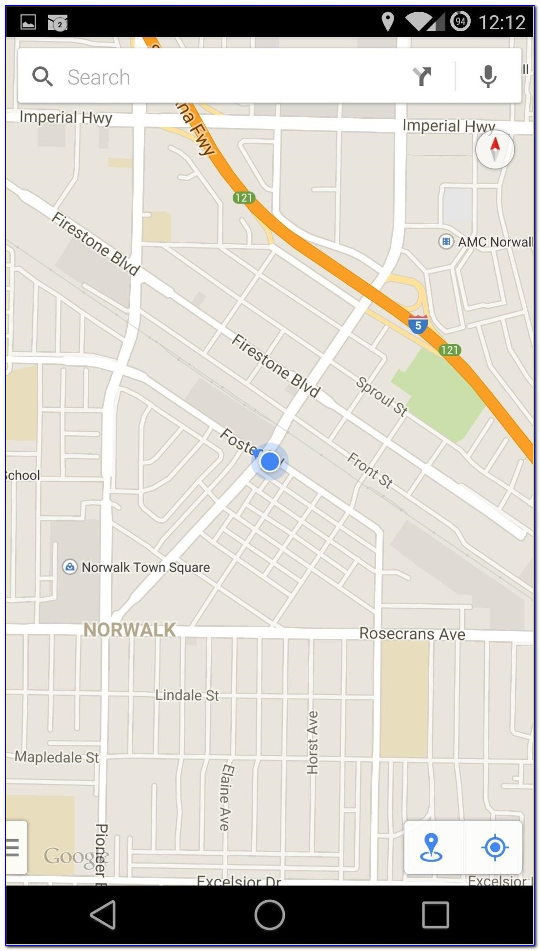 How To Locate A Mobile Phone On Google Maps