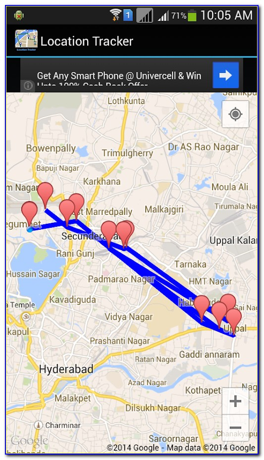 How To Track Cell Phone Number In Google Map