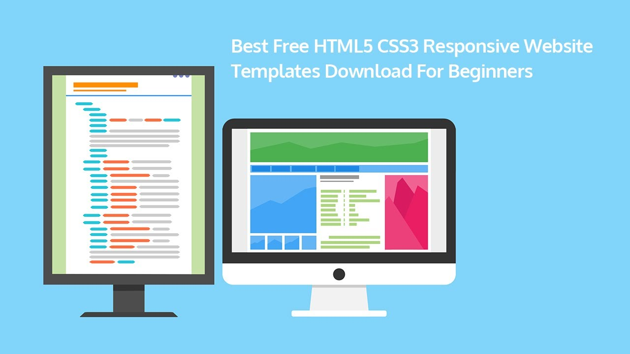 Html5 Css3 Responsive Website Templates Free Download