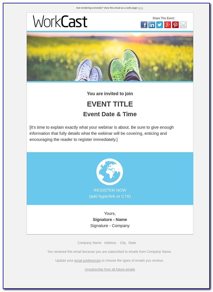 Hubspot Email Templates Examples