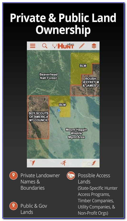 Hunting Maps App For Android