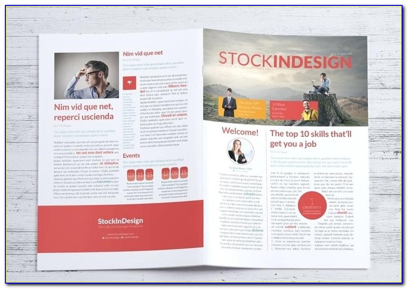 Indesign Cs6 Newsletter Templates Free Download