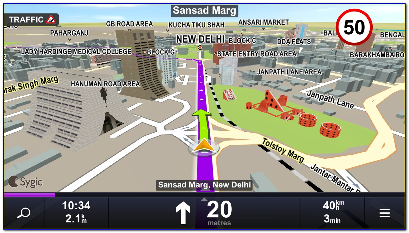 India Gps Map App Download