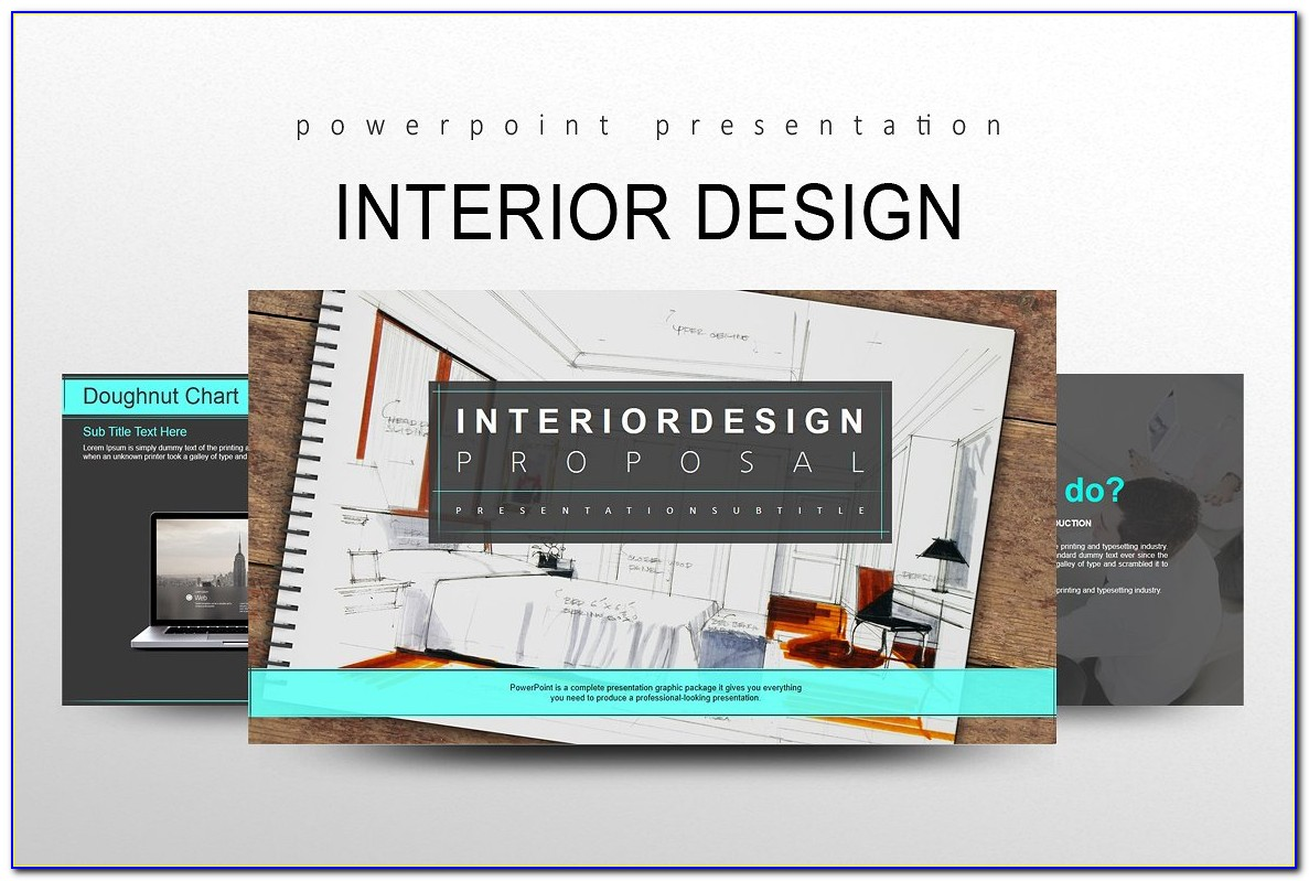 Interior Design Presentation Template
