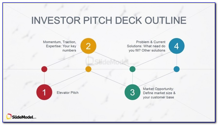 Investor Pitch Deck Powerpoint Template Free