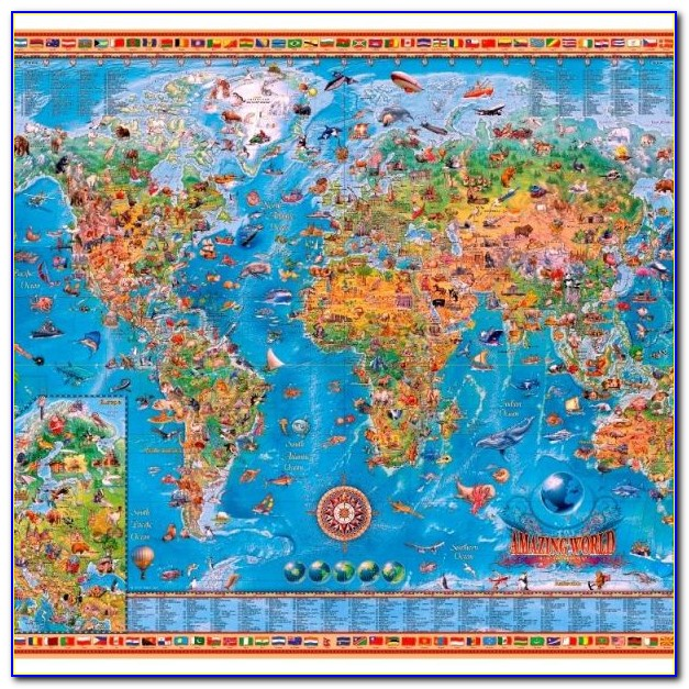 Jigsaw Puzzle Map Of France