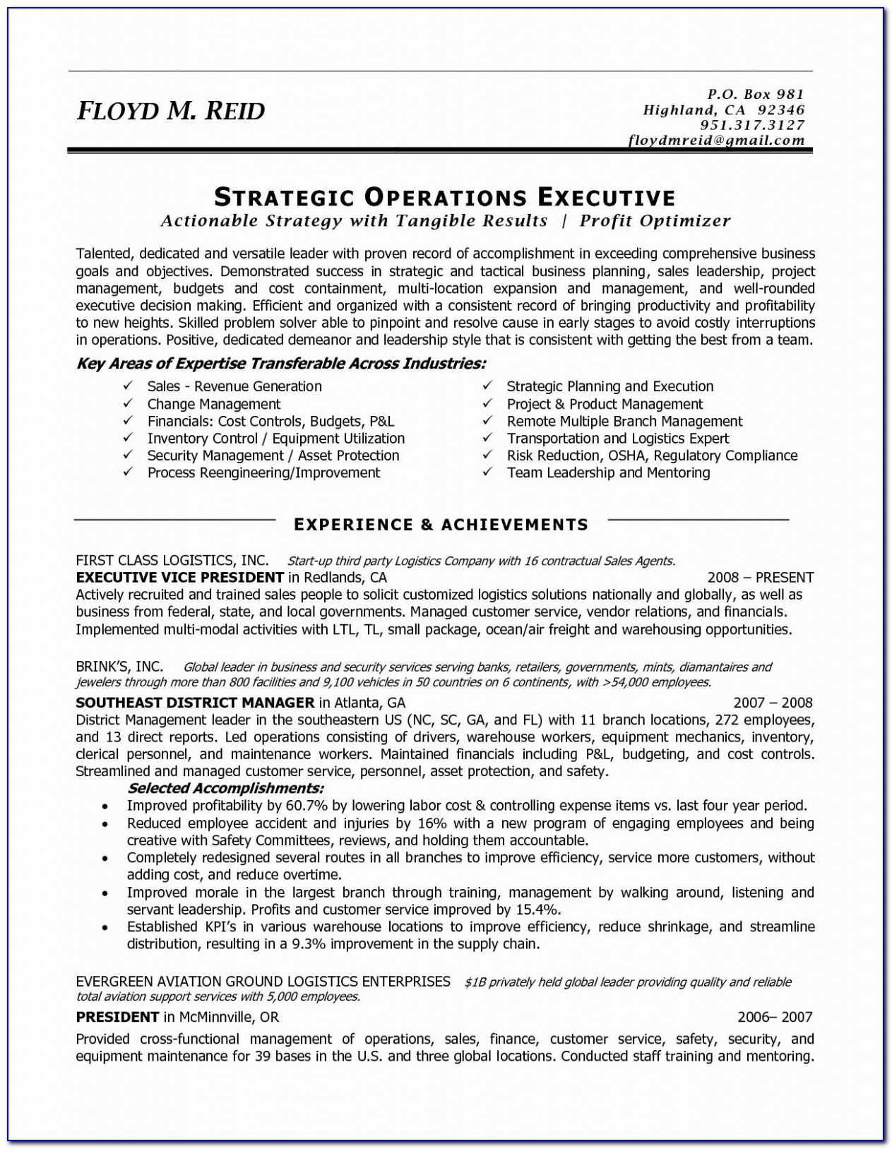 Fedex Resume Paper Inspirational Warehouse Experience Resume ? Resumes Project