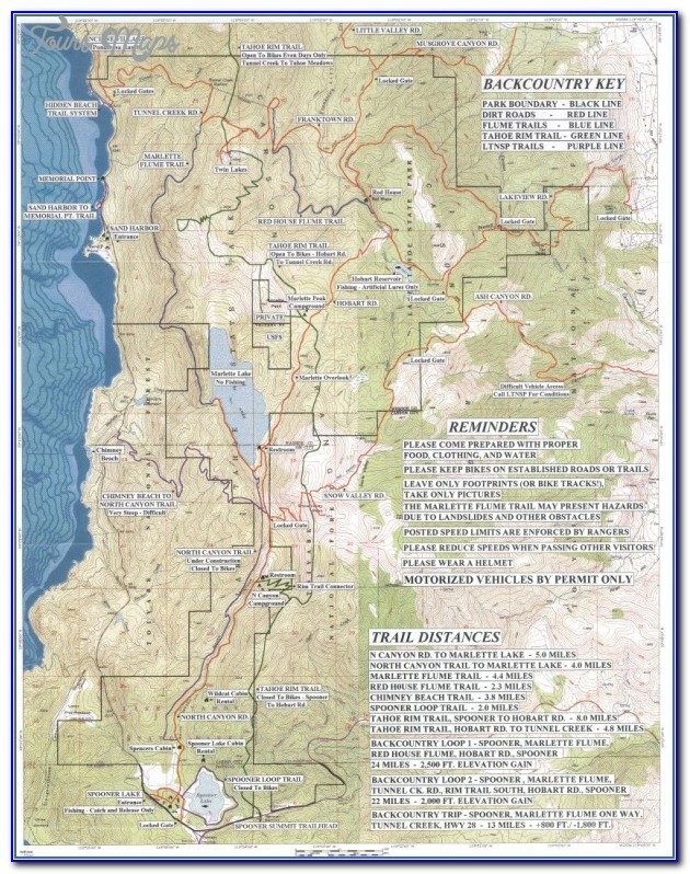 Tahoe Rim Trail Map California 23.jpg