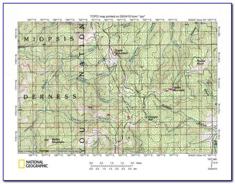 Land Navigation And Map Reading Powerpoint