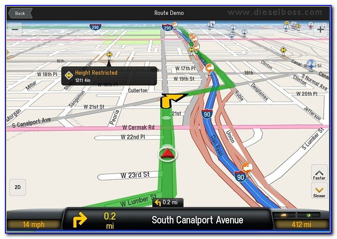 Laptop Mapping Software Gps