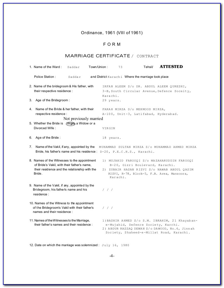 Limited Divorce Forms In Maryland