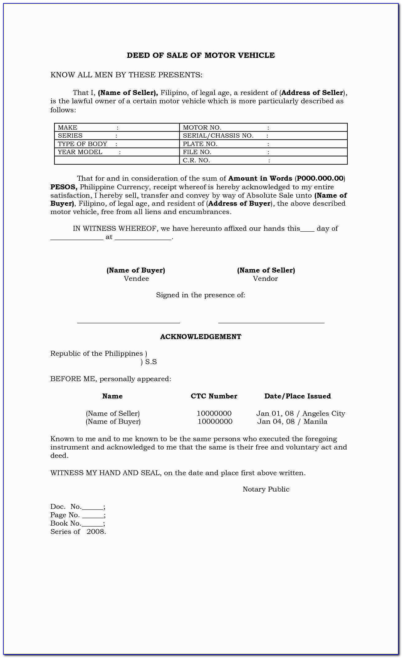Buyers Contract Template Elegant Buy Sell Agreement Sample Awesome Mux L Gen Range Rover L322 3 0d