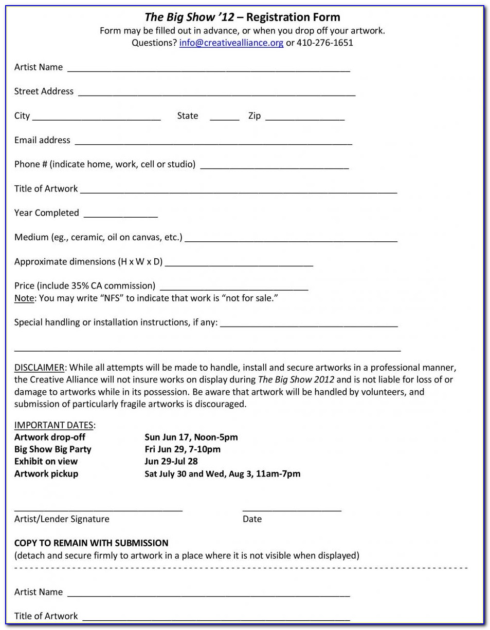 Loan Agreement Sample Form
