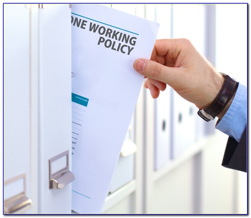 Lone Working Policy Examples
