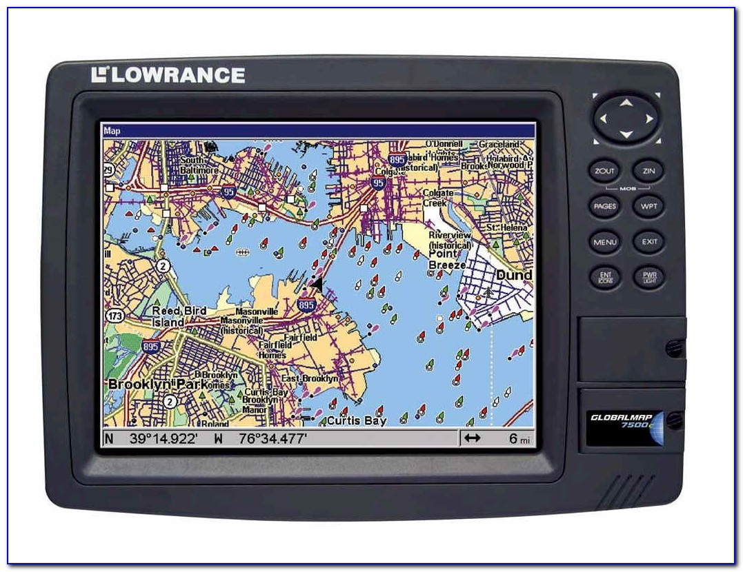 Lowrance Gps Map Chips