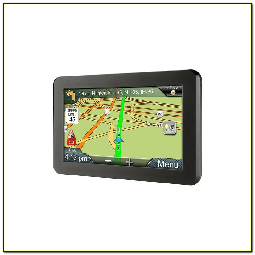 Magellan Roadmate 5 Gps With Lifetime Map Updates And Traffic Alerts
