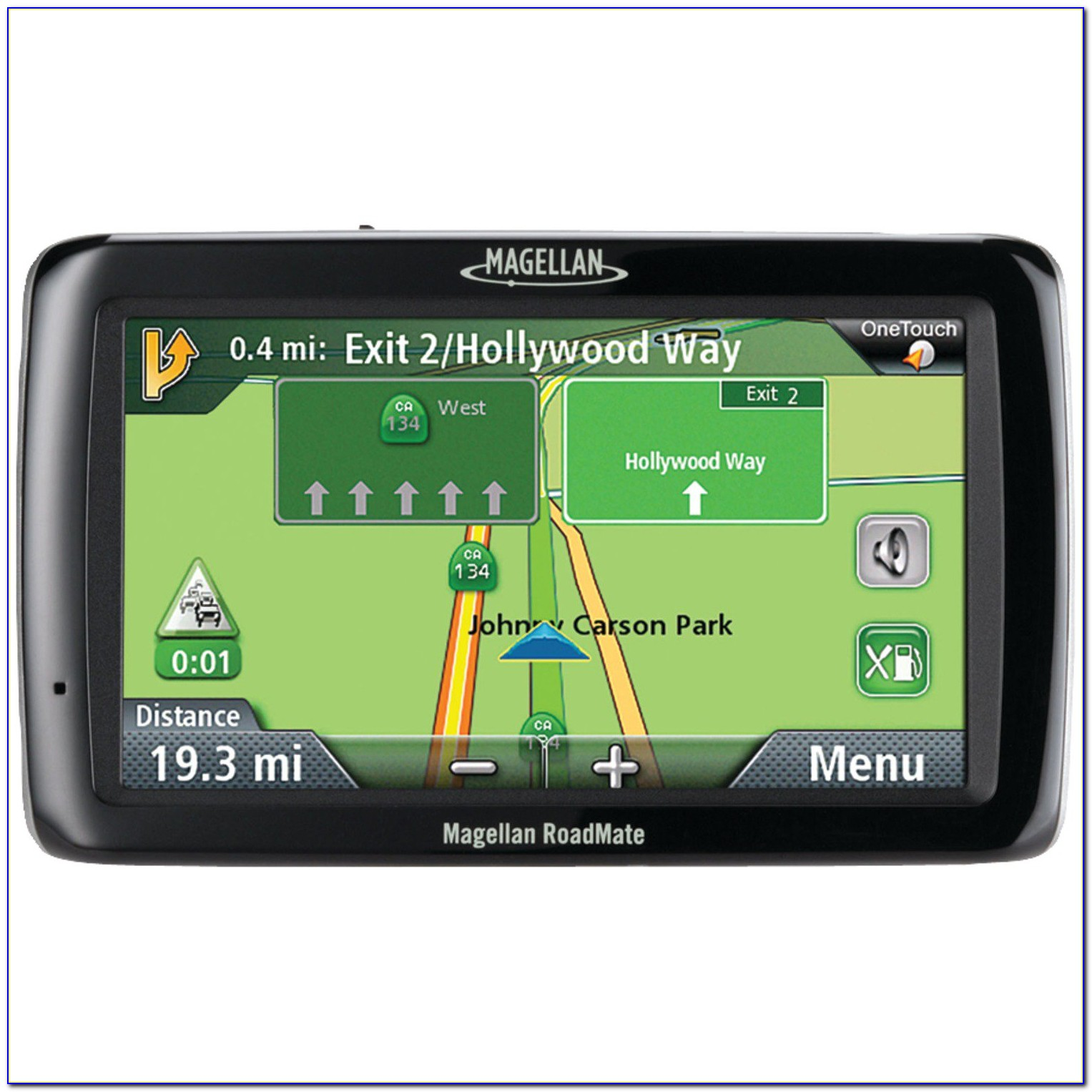 Magellan Roadmate 5235t Lm 5 Gps With Lifetime Map Updates