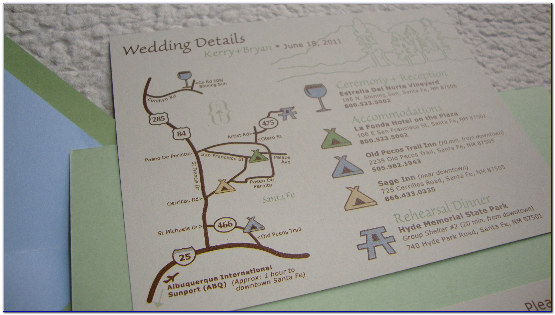 Make Maps For Wedding Invitations