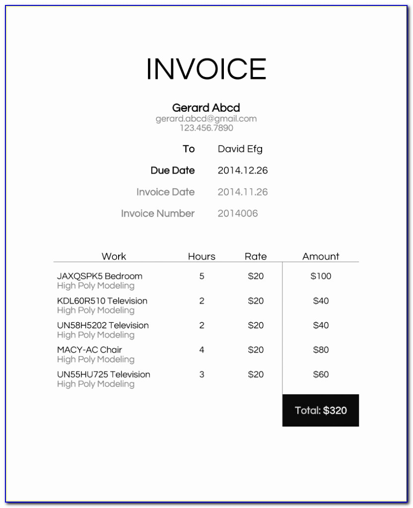 Makeup Invoice Template Awesome Template Artist Invoice Template