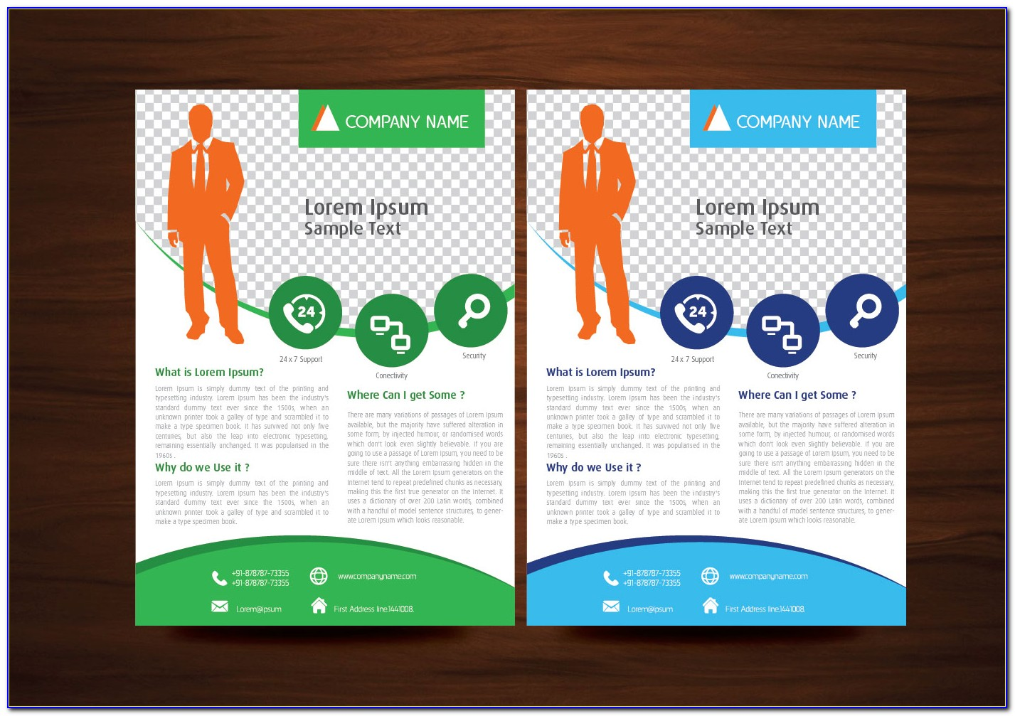 Making A Flyer Template In Word