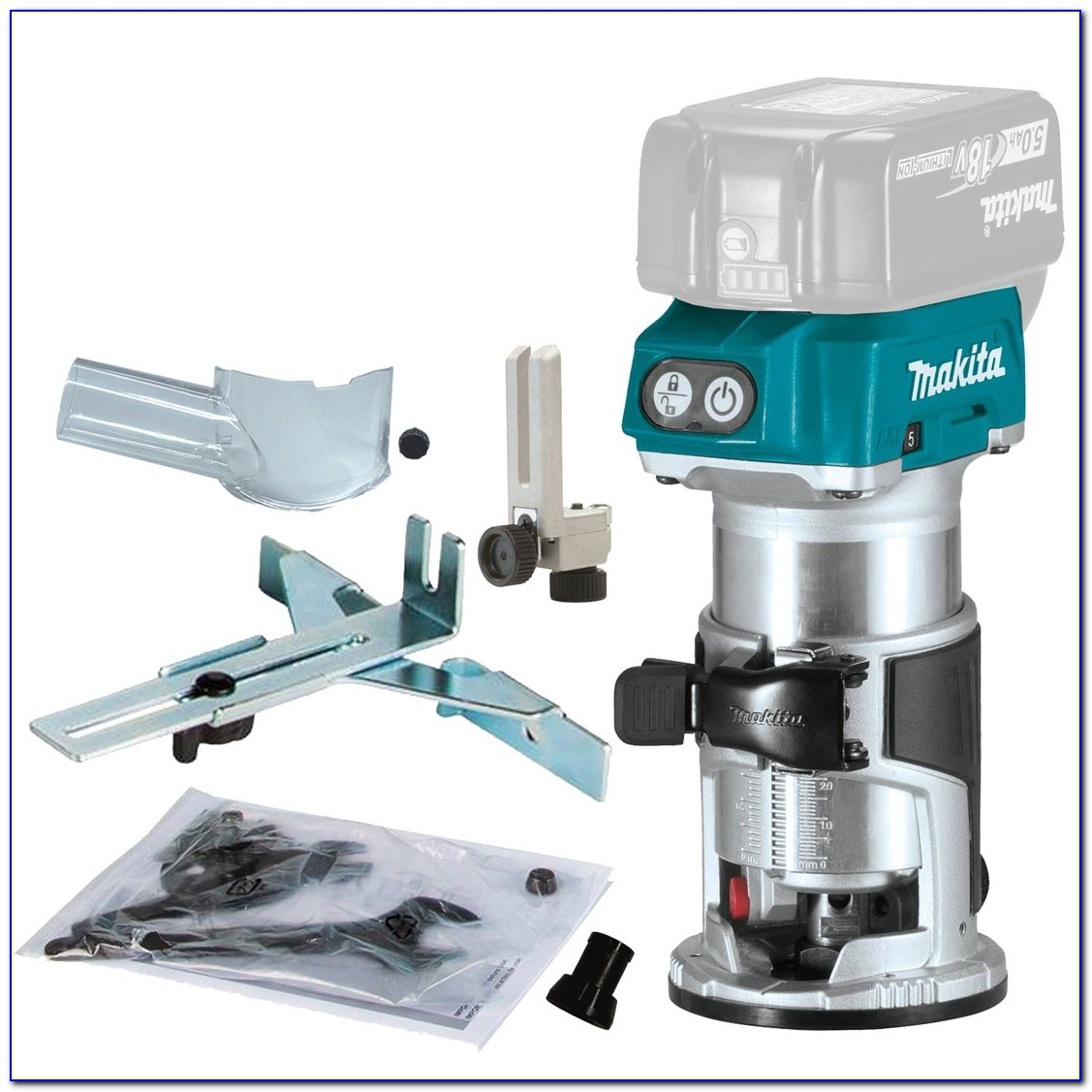 Makita Router Rp0900 Template Guide