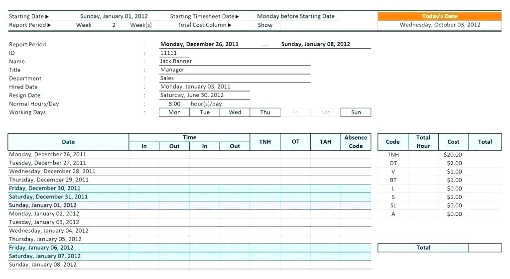 Manufacturing Cost Accounting Templates Excel