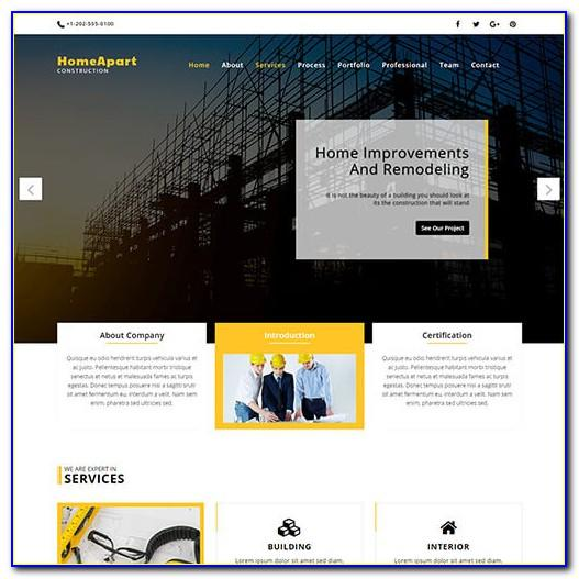 Manufacturing Website Templates Free Download