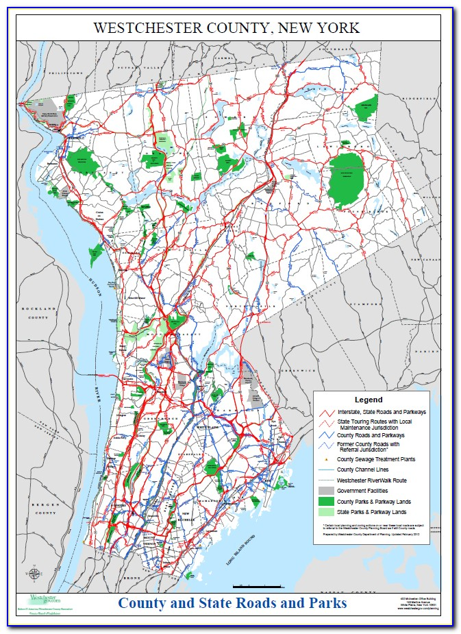Map Of Westchester County School Districts