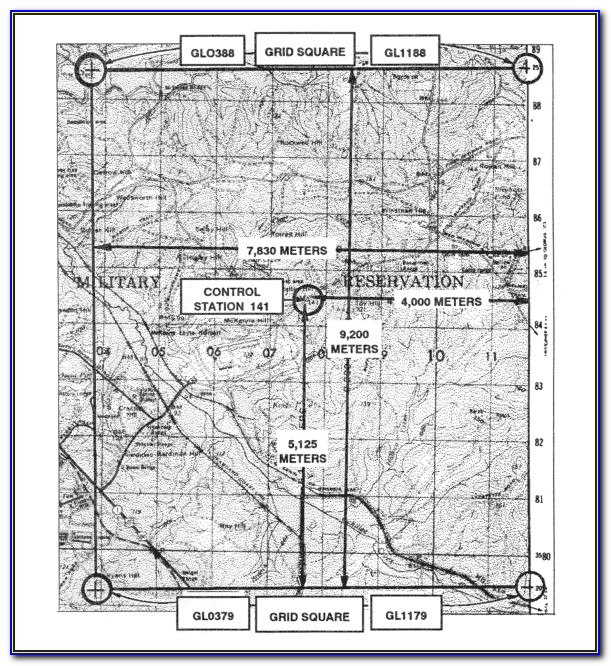 Map Reading And Land Navigation Ppt