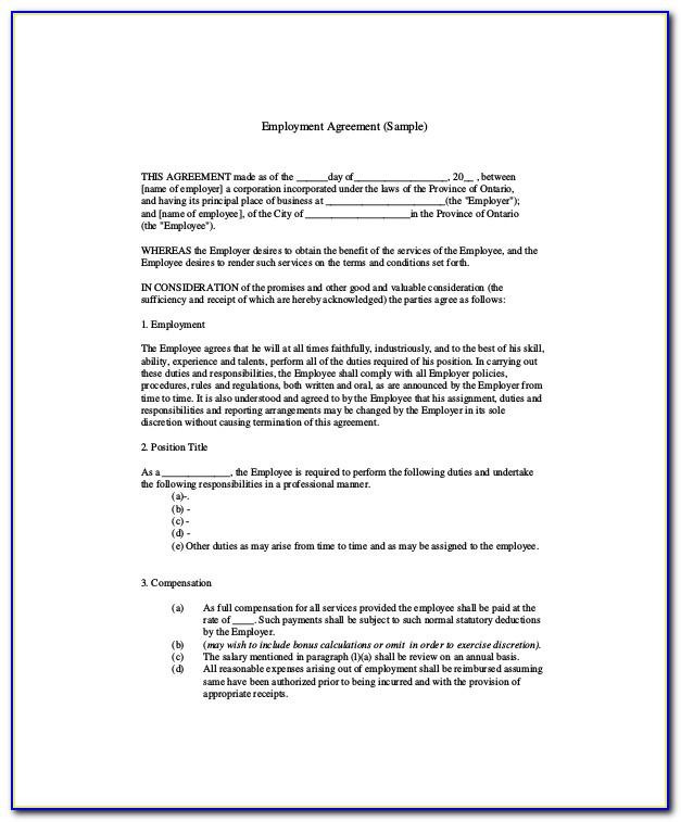 Marketing Agency Agreement Template