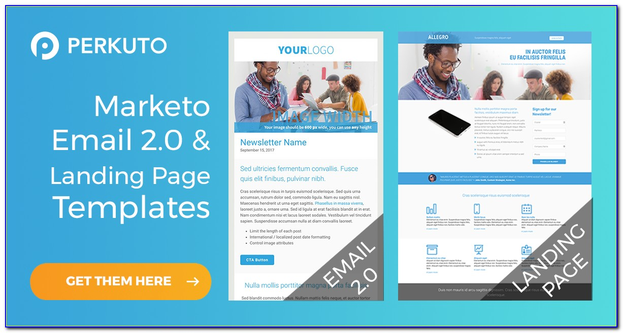 Marketo Email Template Code