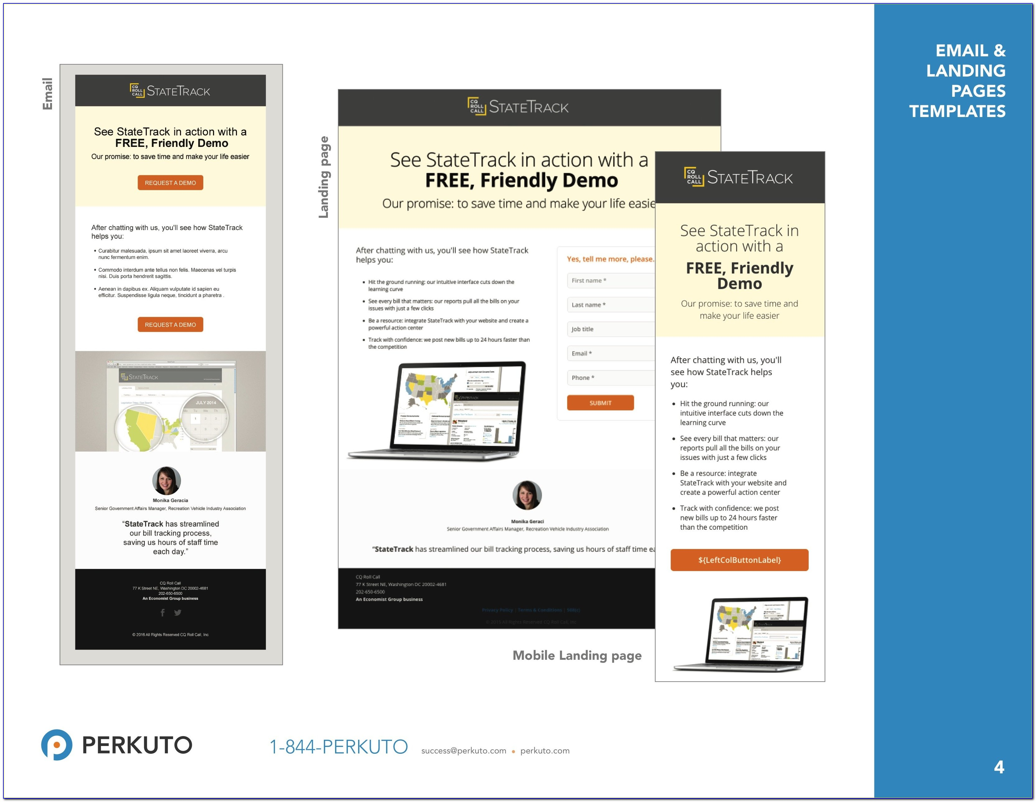 Marketo Landing Page Template Syntax