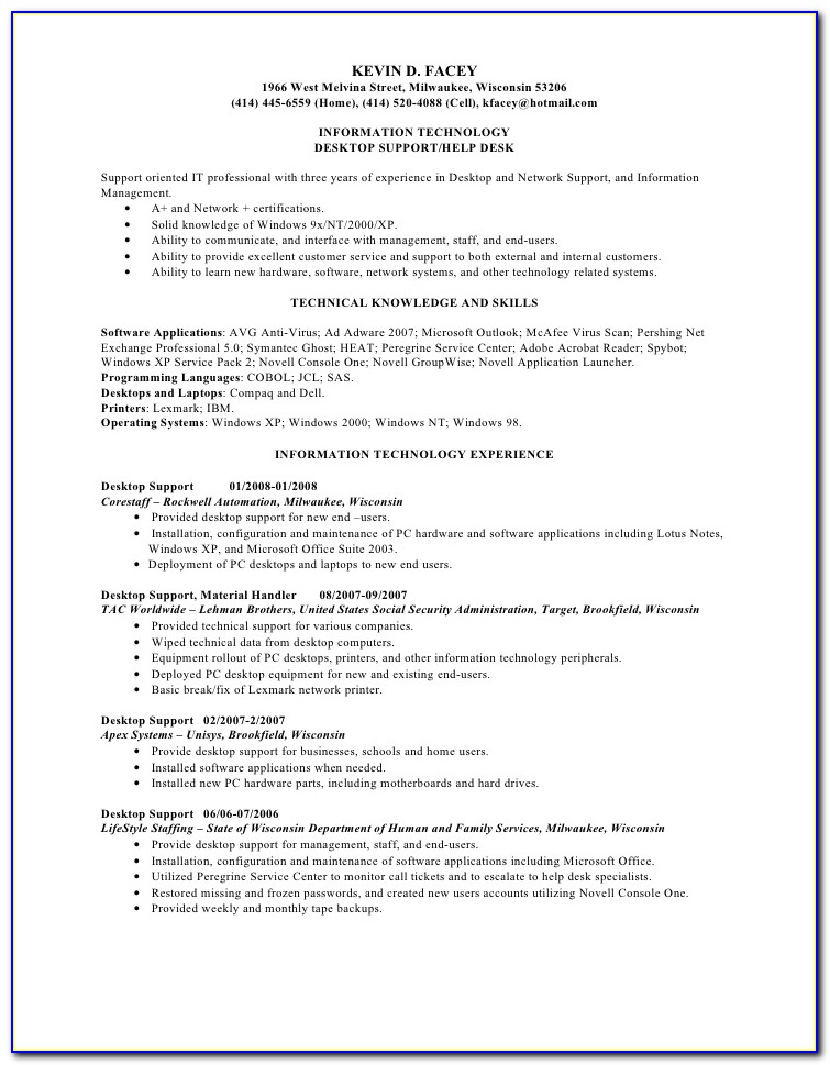 Master Resume Services Milwaukee Wi