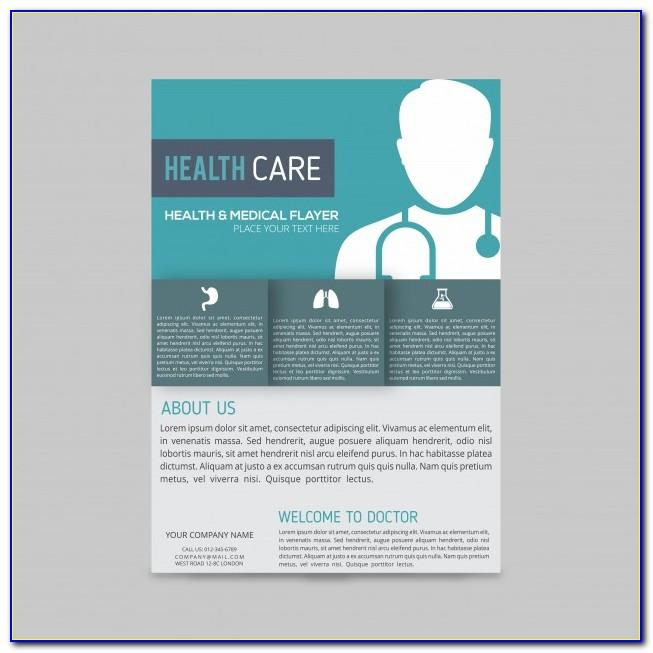 Medical Brochure Templates Free Download